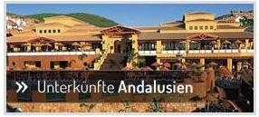 Unterkünfte Andalusien