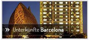 Unterkünfte Barcelona
